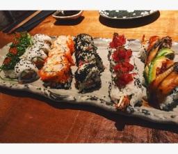 Barcelona Edition: Robata Sushi & Grill